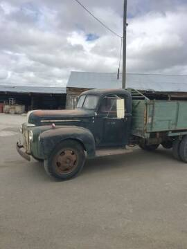 1946 Ford E-450 for sale at Classic Car Deals in Cadillac MI