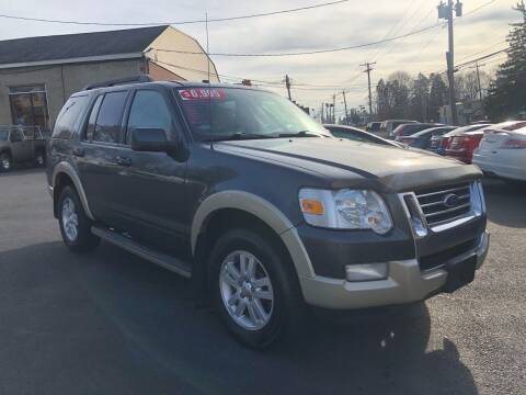 2010 Ford Explorer for sale at JB Auto Sales in Schenectady NY