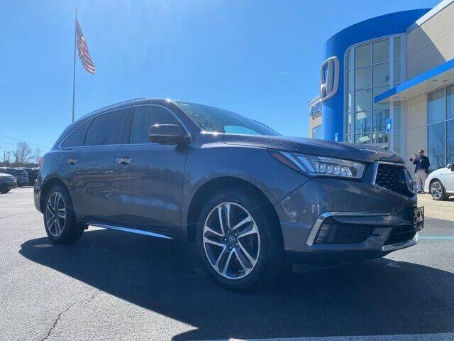 2017 Acura MDX for sale at Southern Auto Solutions - Lou Sobh Honda in Marietta GA