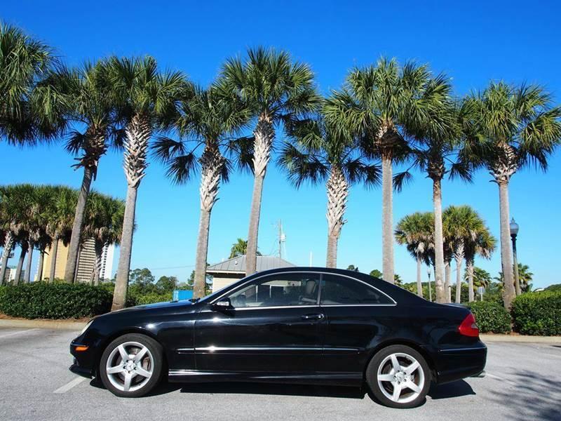 2007 Mercedes-Benz CLK for sale at Gulf Financial Solutions Inc DBA GFS Autos in Panama City Beach FL