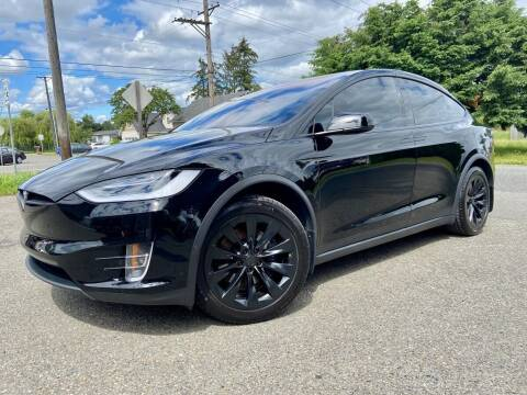 2017 Tesla Model X for sale at The Car Buying Center in St Louis Park MN