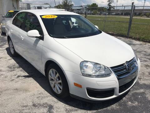 2010 Volkswagen Jetta for sale at Jack's Auto Sales in Port Richey FL