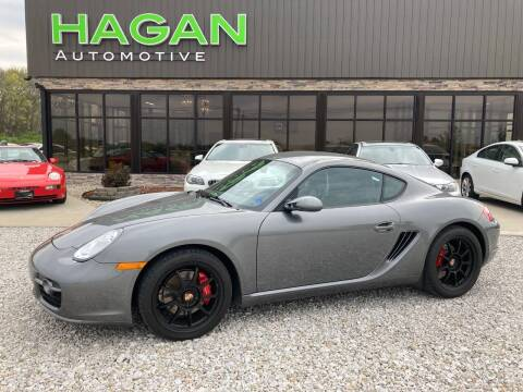 2007 Porsche Cayman for sale at Hagan Automotive in Chatham IL