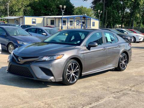 2020 Toyota Camry for sale at USA Car Sales in Houston TX