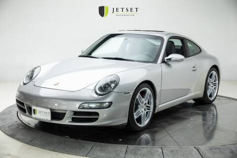 2005 Porsche 911 for sale at Jetset Automotive in Cedar Rapids IA
