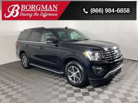 2019 Ford Expedition for sale at BORGMAN OF HOLLAND LLC in Holland MI
