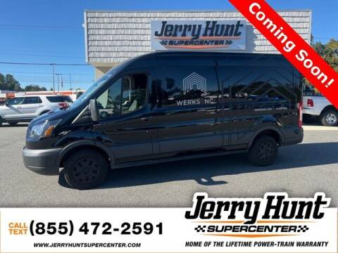 2017 Ford Transit Cargo for sale at Jerry Hunt Supercenter in Lexington NC