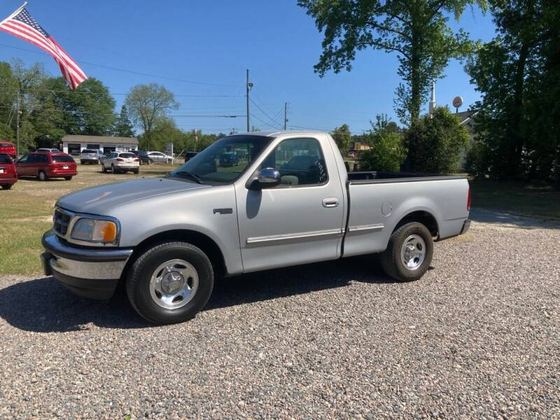 1997 Ford F-150 for sale at Joye & Company INC, in Augusta GA