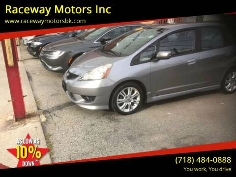2009 Honda Fit for sale at Raceway Motors Inc in Brooklyn NY
