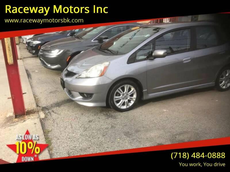2009 Honda Fit for sale at Raceway Motors Inc in Brooklyn NY