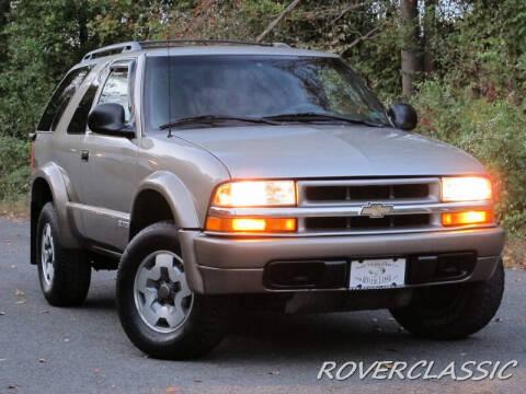 1998 Chevrolet Blazer for sale at Isuzu Classic in Cream Ridge NJ