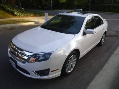 2012 Ford Fusion for sale at Altadena Auto Center in Altadena CA