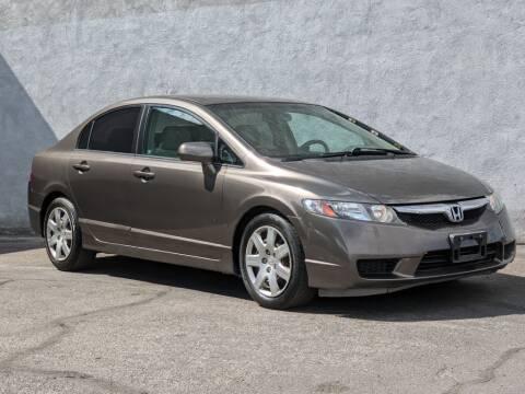 2011 Honda Civic for sale at Divine Motors in Las Vegas NV