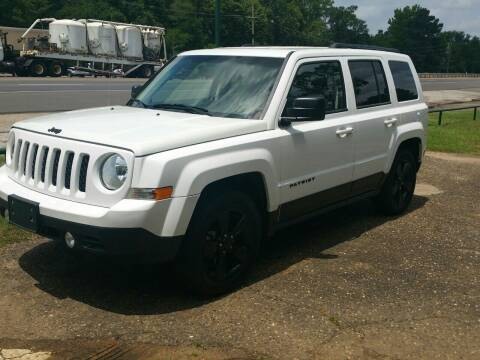 2015 Jeep Patriot for sale at Doug Kramer Auto Sales in Longview TX