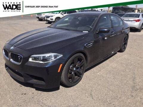 2016 BMW M5 for sale at Stephen Wade Pre-Owned Supercenter in Saint George UT