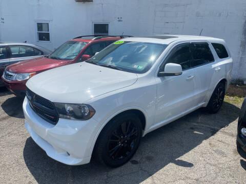2013 Dodge Durango for sale at Washington Auto Repair in Washington NJ