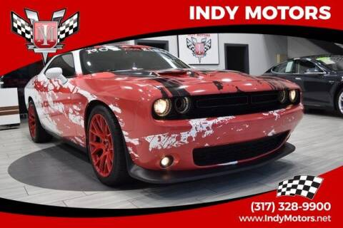 2018 Dodge Challenger for sale at Indy Motors Inc in Indianapolis IN