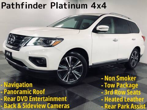 2018 Nissan Pathfinder for sale at CarCo Direct in Cleveland OH