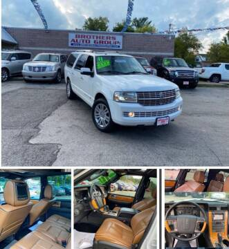 2011 Lincoln Navigator L for sale at Brothers Auto Group in Youngstown OH