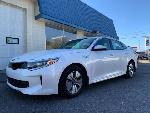 2017 Kia Optima Hybrid for sale at Trax Auto II in Broadway VA