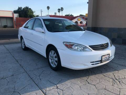 2002 Toyota Camry for sale at Exceptional Motors in Sacramento CA