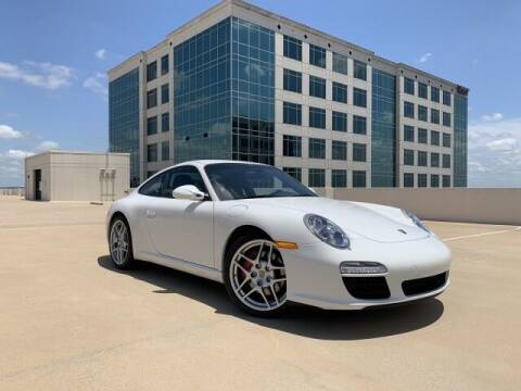 2011 Porsche 911 for sale at SIGNATURE Sales & Consignment in Austin TX