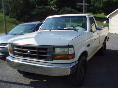 1995 Ford F-250 for sale at Worthington Motor Co, Inc in Clinton TN