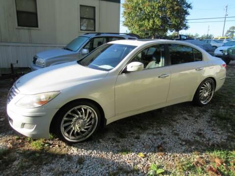 2011 Hyundai Genesis for sale at Dallas Auto Mart in Dallas GA