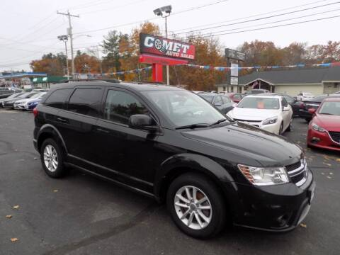 2013 Dodge Journey for sale at Comet Auto Sales in Manchester NH