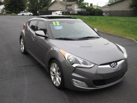 2012 Hyundai Veloster for sale at Reza Dabestani in Knoxville TN
