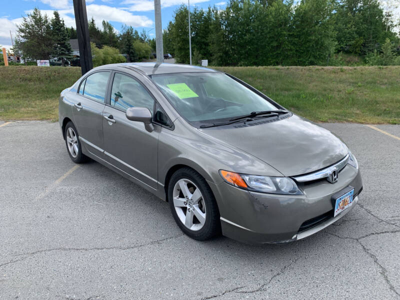 2008 Honda Civic for sale at Freedom Auto Sales in Anchorage AK