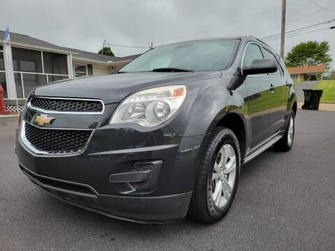 2014 Chevrolet Equinox for sale at A & R Autos in Piney Flats TN