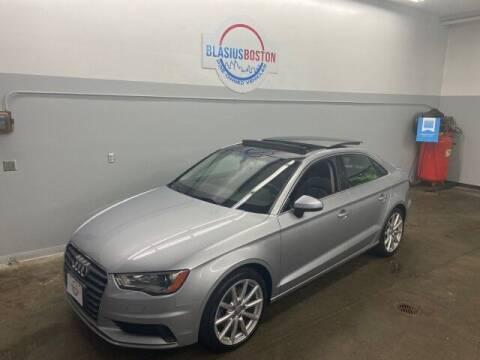 2015 Audi A3 for sale at WCG Enterprises in Holliston MA