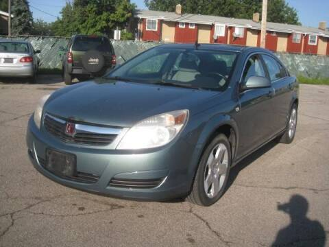 2009 Saturn Aura for sale at ELITE AUTOMOTIVE in Euclid OH