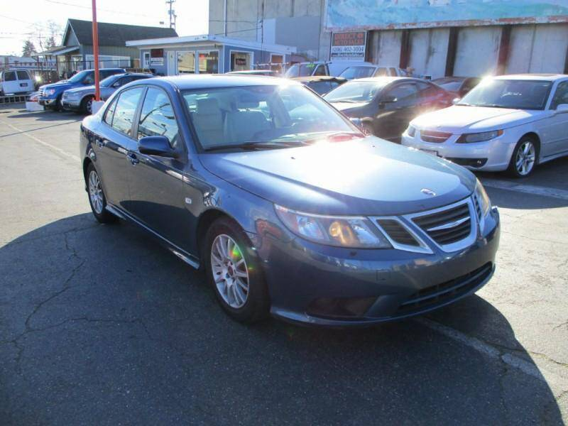 2008 Saab 9-3 2.0T 4dr Sedan - Seattle WA