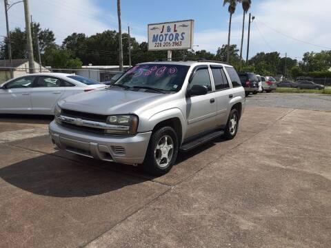2007 Chevrolet TrailBlazer for sale at J & L Motors in Pascagoula MS