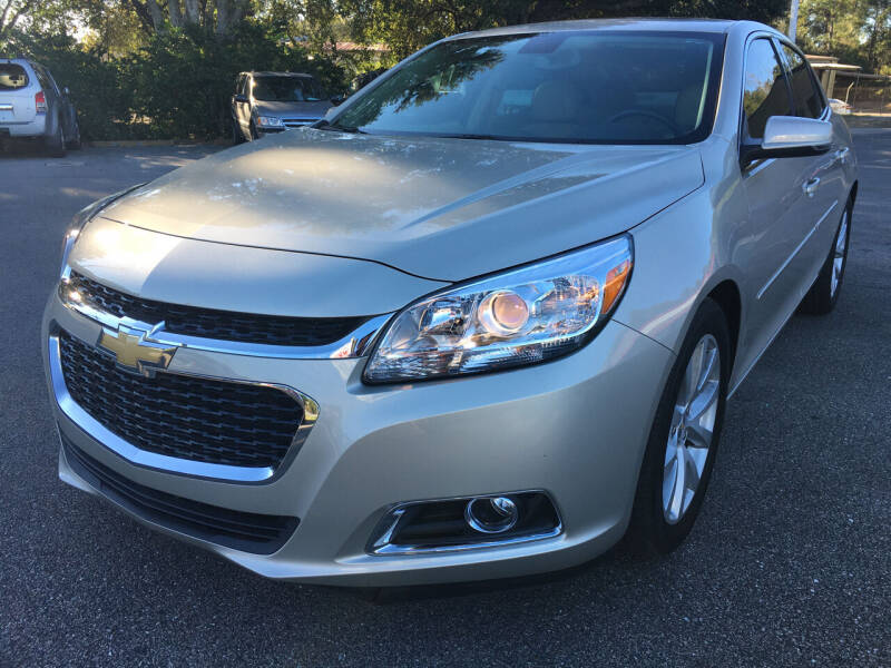 2014 Chevrolet Malibu for sale at Capital City Imports in Tallahassee FL