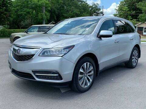 2015 Acura MDX for sale at Consumer Auto Credit in Tampa FL