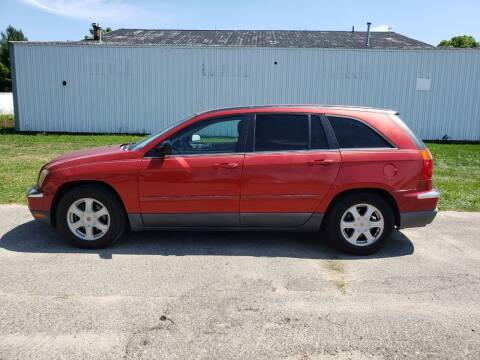 2004 Chrysler Pacifica for sale at Steve Winnie Auto Sales in Edmore MI