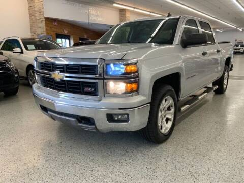 2014 Chevrolet Silverado 1500 for sale at Dixie Imports in Fairfield OH