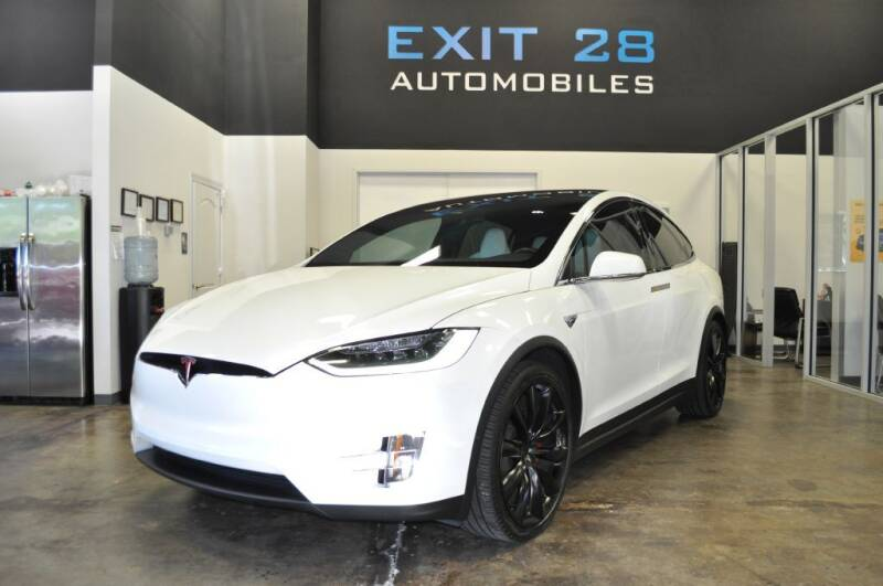 2019 Tesla Model X for sale at Exit 28 Auto Center LLC in Cornelius NC