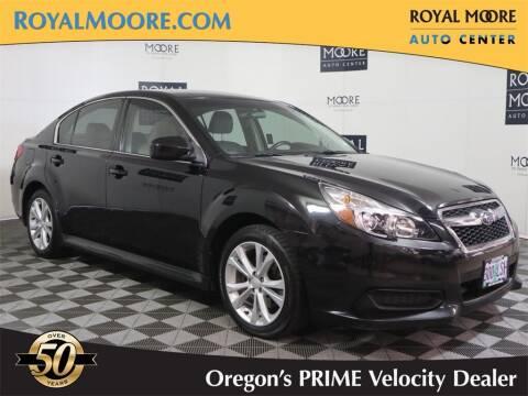 2013 Subaru Legacy for sale at Royal Moore Custom Finance in Hillsboro OR
