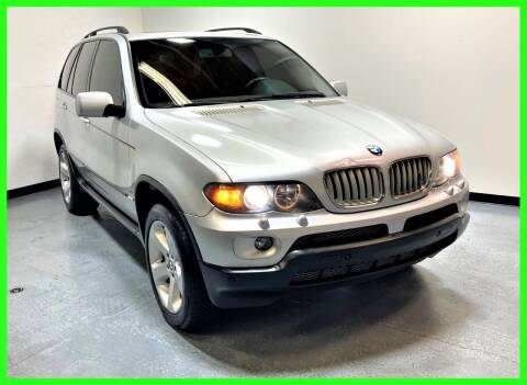 2006 BMW X5 for sale at AMG Auto Sales in Rancho Cordova CA