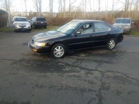 1994 Honda Accord for sale at Bonney Lake Used Cars in Puyallup WA