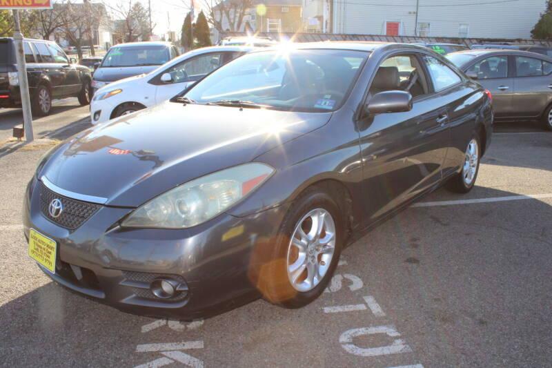 2007 Toyota Camry Solara for sale at Lodi Auto Mart in Lodi NJ