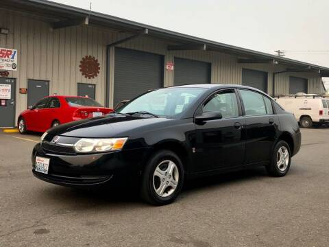 2004 Saturn Ion for sale at DASH AUTO SALES LLC in Salem OR