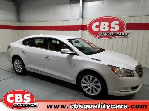 2015 Buick LaCrosse for sale at CBS Quality Cars in Durham NC