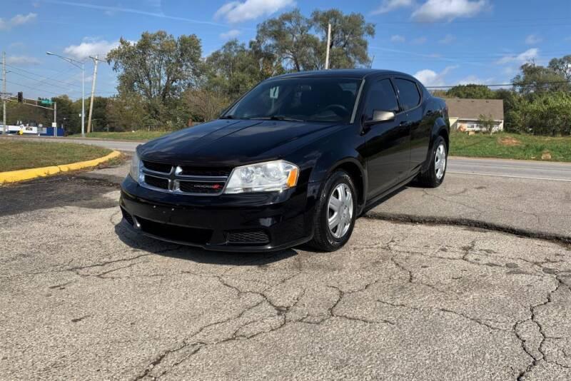 2012 Dodge Avenger for sale at InstaCar LLC in Independence MO