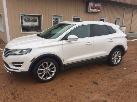 2016 Lincoln MKC for sale at Palmer Welcome Auto in New Prague MN