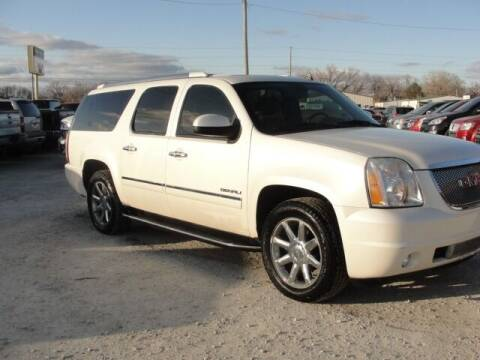 2011 GMC Yukon XL for sale at Frieling Auto Sales in Manhattan KS
